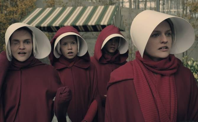 The Handmaid's Tale: dystopie et féminisme