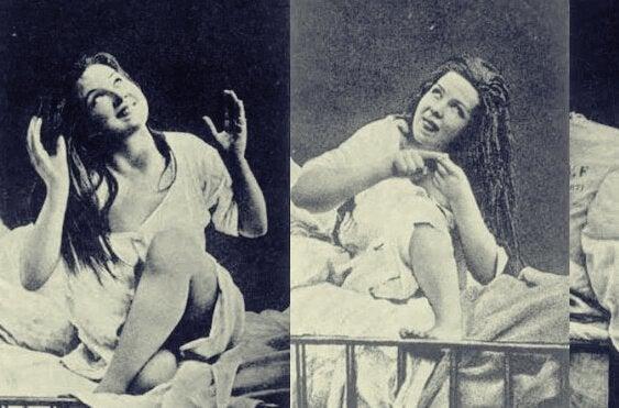 Charcot et les femmes hystériques