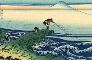 histoire du samouraï et du pêcheur