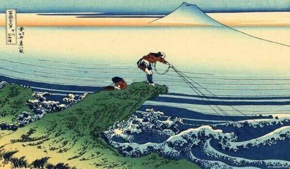 La belle histoire du samouraï et du pêcheur
