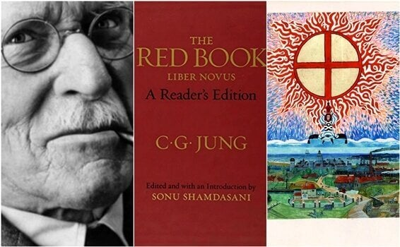 le livre rouge jung