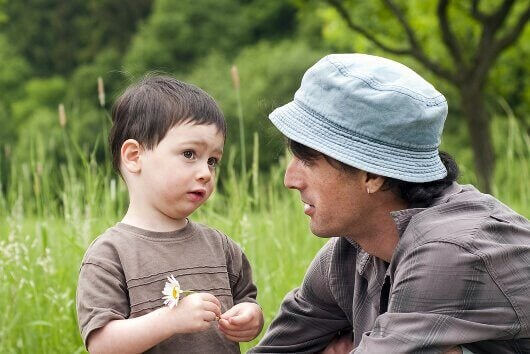 père et son fils