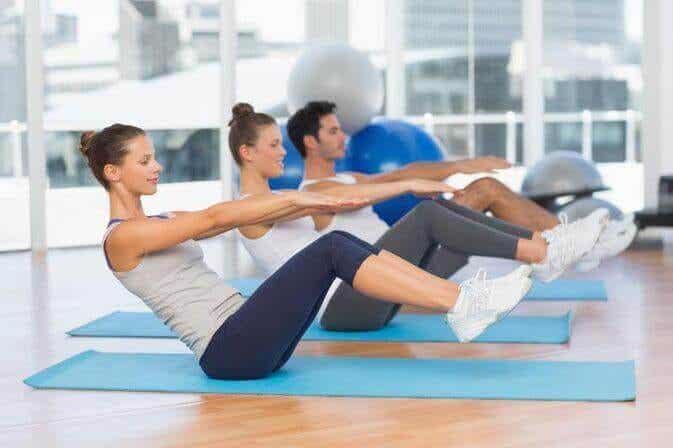 5 exercices de Pilates pour débutants