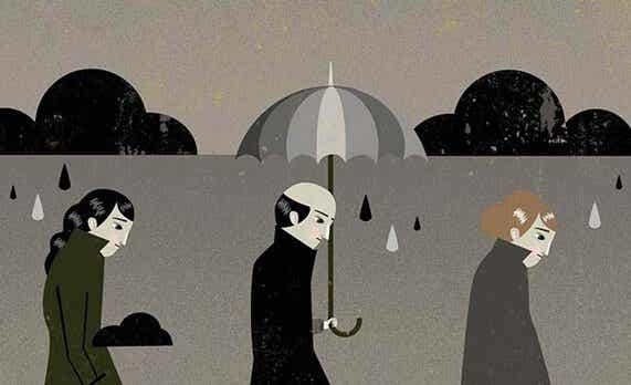 Les symptômes de la dépression : lorsque le corps et l'esprit ne peuvent pas vivre avec l'âme