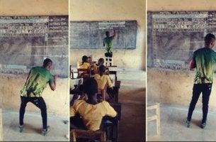 professeur au Ghana