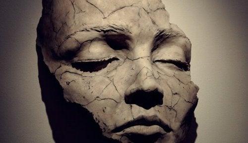 visage de femme