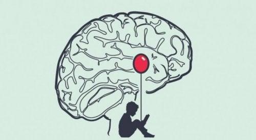 cerveau d'un menteur