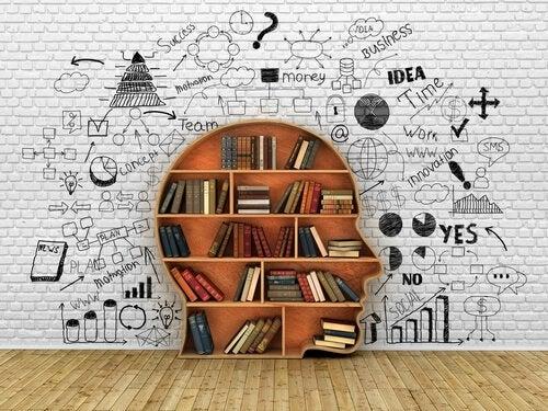 bibliothérapie pour aider l'esprit