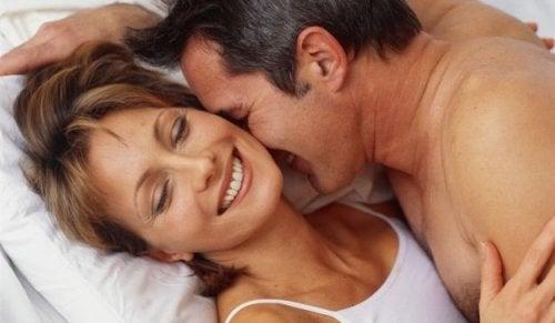 un des bons côtés de la ménopause : une meilleure vie sexuelle