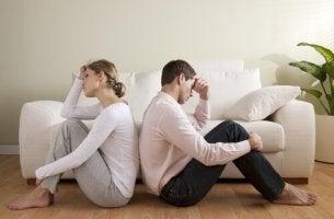 couples malheureux