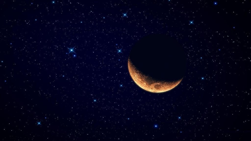 dernier quartier de lune
