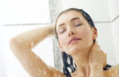 si vous n'avez pas envie de vous lever, prenez une douche