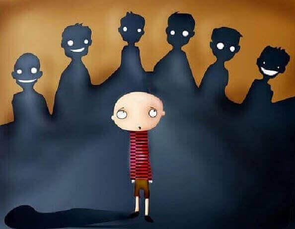 La blessure émotionnelle du harcèlement scolaire chez la victime et la famille