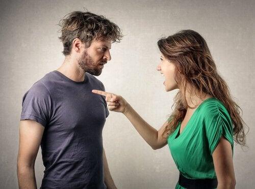 intolérance à l'échec au sein du couple