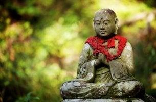 figure bouddhiste