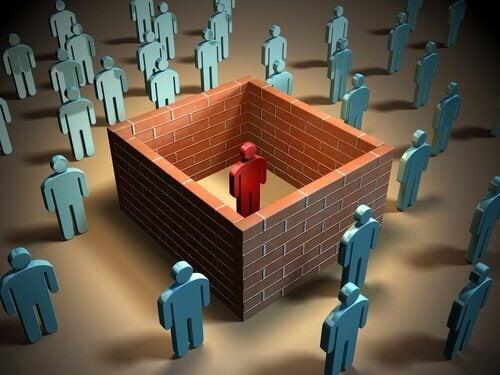 isolement social