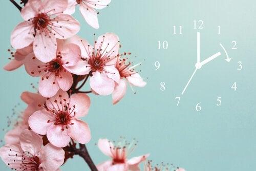 De quelle manière le changement d'heure nous affecte-t-il ?