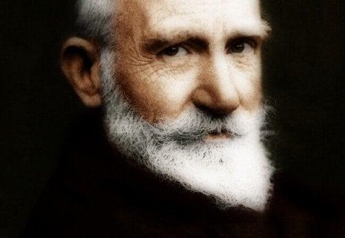 7 phrases ingénieuses de George Bernard Shaw