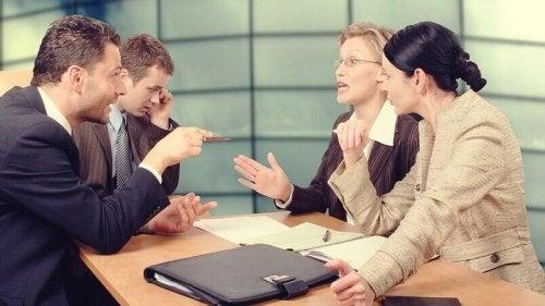 assertivité au travail