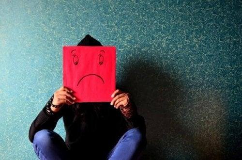 homme triste