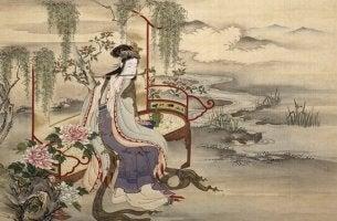 belle fable japonaise