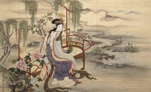 Le bal des génies de la forêt, une belle fable japonaise