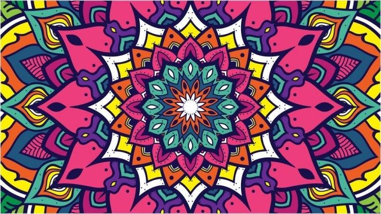 Mandalas : 5 avantages