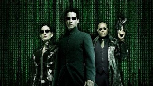 personnages de Matrix