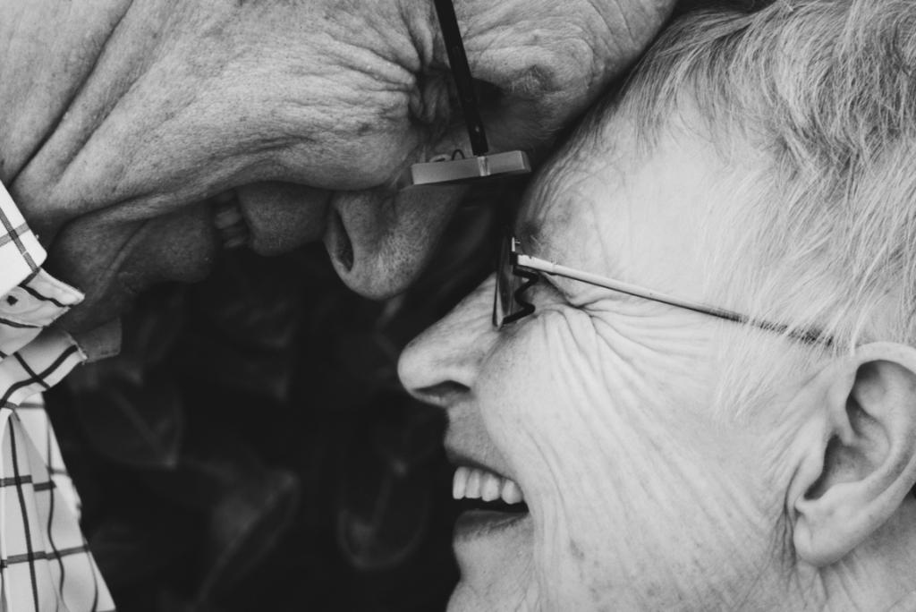La sagesse des personnes âgées
