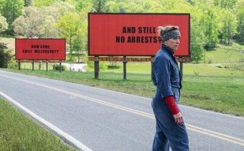 Three Billboards : Les Panneaux de la vengeance, ou la colère contenue dans la douleur
