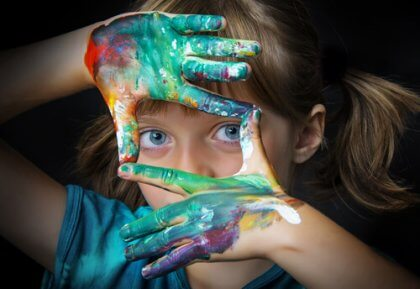plasticité cérébrale chez les enfants surdoués