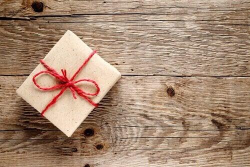 Boîte à cadeau : récompense