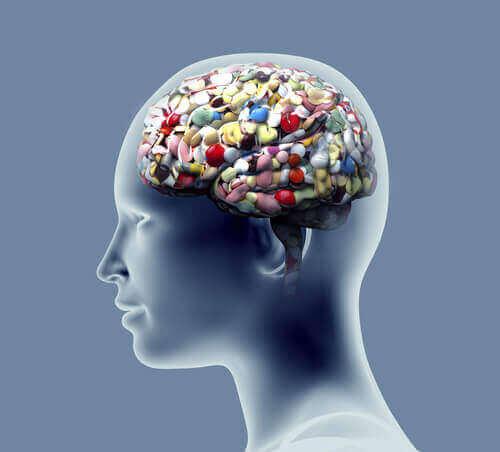 cerveau plein de médicaments : syndrome sérotoninergique