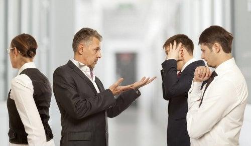 conflits les plus courants au travail