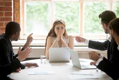 Les quatre conflits les plus courants au travail