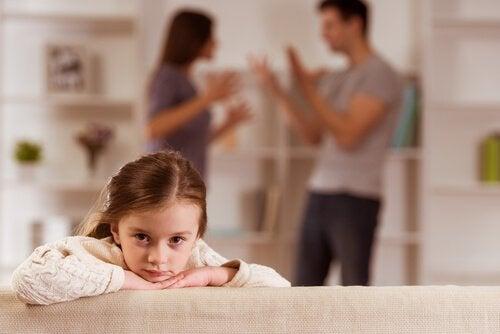 dispute de parents