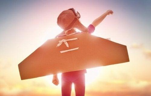 L'effet Batman ou comment apprendre aux enfants à être persévérants