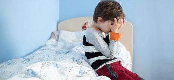 réponse émotionnelle chez les enfants punis
