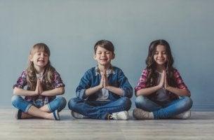 enfants mindfulness
