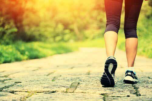 5 avantages de la marche