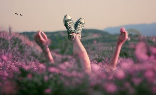 trouver le bonheur dans de petits actes