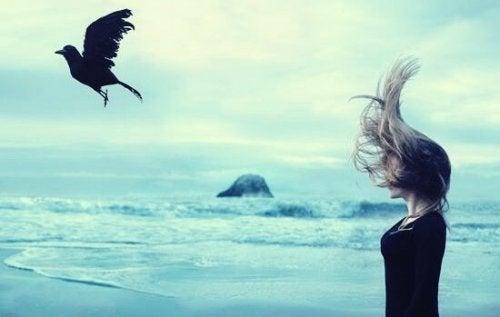 Lorsque la mélancolie s'empare de notre esprit