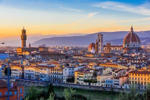 syndrome de stendhal et art de Florence