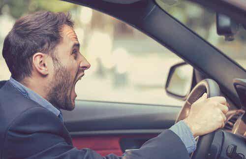 L'agressivité du conducteur