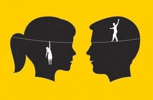 hommes et femmes machistes