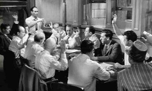 jury dans douze hommes en colère