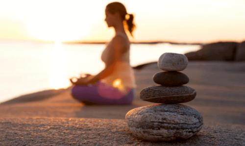 méditer est une manière d'être heureux