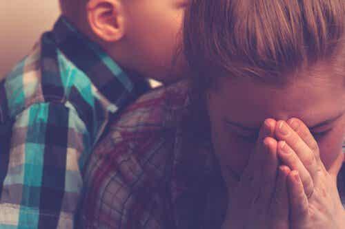 Mères épuisées : le syndrome de burnout