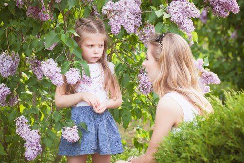 Les effets secondaires de la punition chez les enfants