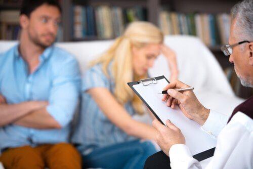 parents chez le psychologue